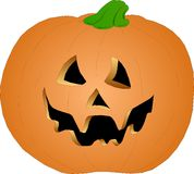 Halloween Pumpkin. Pumpkin Royalty Free Stock Photography
