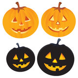 Halloween pumpkin Stock Image