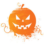 Halloween pumpkin Royalty Free Stock Photo