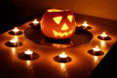 Halloween, pumpkin. Stock Photos