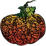 Halloween pumpkin. Stock Photos