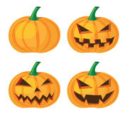 Halloween pumpkin Stock Photos