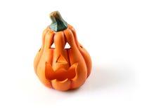 Halloween Pumpkin. Isolated on white backgorund Royalty Free Stock Photo