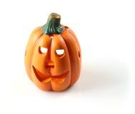 Halloween Pumpkin. Isolated on white backgorund Stock Image