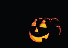 Halloween Pumpkin. Illustration of a Halloween Pumpkin stock illustration