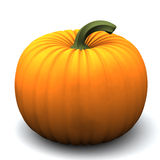 Halloween pumpkin 3d Stock Photo