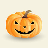 Halloween pumpkin_2 Fotografie Stock Libere da Diritti