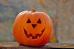 Halloween Pumpkin. Royalty Free Stock Image
