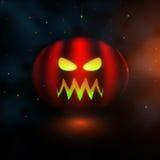 Halloween pumpkin background. Stock Images