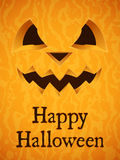 Halloween pumpkin background. Stock Photo