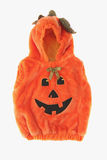 Halloween pumpkin costume Royalty Free Stock Images