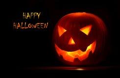Halloween pumpkin creepy holyday background. Halloween pumpkin, creepy holyday background Stock Photo