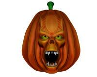 Halloween pumpkin - 3D render Stock Photo