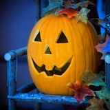 Halloween Pumpkin Royalty Free Stock Photos