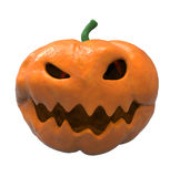 Halloween pumpkin. For decoration in halloween party Stock Images