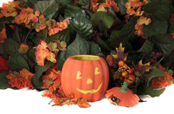 Halloween Pumpkin Fantasy Stock Image