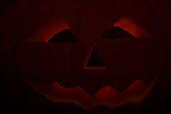 Halloween pumpkin head jack Royalty Free Stock Image