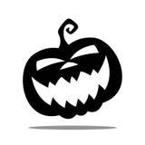 Halloween Pumpkin. Illustration of a Halloween Pumpkin Stock Image