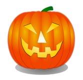 Halloween pumpkin illustration Stock Photo