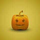 Halloween Pumpkin Illustration Stock Photography