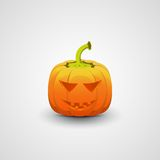 Halloween Pumpkin Illustration Stock Photos