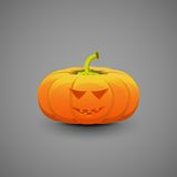 Halloween Pumpkin Illustration Stock Photos