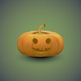 Halloween Pumpkin Illustration Royalty Free Stock Photos