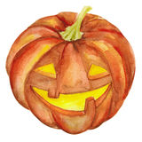 Halloween pumpkin image Stock Photography