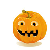 Halloween pumpkin, Jack O'Lantern Royalty Free Stock Photos