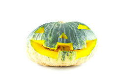 Halloween Pumpkin.Kindly Jack Royalty Free Stock Photography