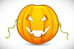 Halloween Pumpkin Mask Royalty Free Stock Photos