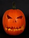 Halloween pumpkin mask Royalty Free Stock Image