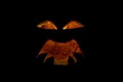 Halloween pumpkin. Thailand,Dark Tone Royalty Free Stock Photo