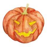 Halloween pumpkin Trick or treat Royalty Free Stock Photo