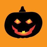 Halloween pumpkin vector. Icon symbol Stock Photos