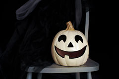Halloween Pumpkin Stock Photography