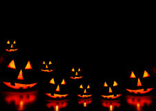 Free Halloween Pumpkins Stock Photo - 10706730