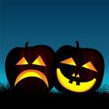 Halloween Pumpkins Stock Images