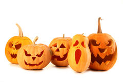 Free Halloween Pumpkins Stock Photo - 60341450