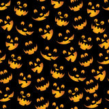 Halloween Pumpkins Background Royalty Free Stock Image