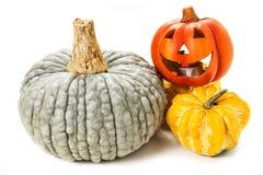 Halloween pumpkins Royalty Free Stock Photography