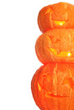 Halloween Pumpkins Royalty Free Stock Photo