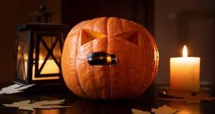 Halloween pumpkins or Jack o`Lantern