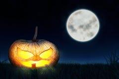 Halloween pumpkins Royalty Free Stock Image