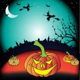 halloween pumpor Royaltyfria Foton