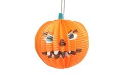 Halloween punpkin lantern Stock Images