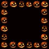 Halloween ramowy Fotografia Royalty Free
