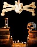 Halloween-Rand 3 Stockbilder