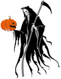 Halloween Reaper Photos stock