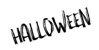 Halloween rubber stamp Stock Photo